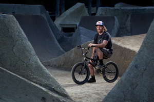 Mike 'Hucker' Clarke - Red Bull